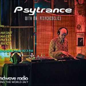 Psytrance on Soundwaveradio 92.3 FM with Mr.P(sychedelic) 17-12-2016