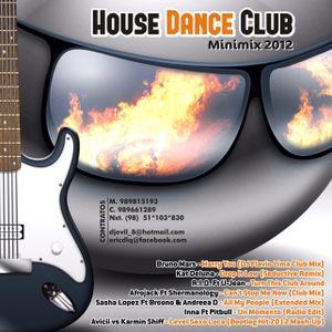 Eric DLQ - House Dance Club Mini Mix 2012