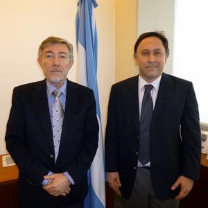 Alejandro Ceccatto, Secretario de Articulación científico tecnológica de Argentina