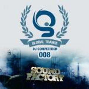 Paul Cane - Global Trance DJ Competition 8