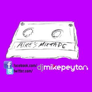 Mike's Mixtape Flirt Fm Wednesdays 3-4 (31-10-2012)