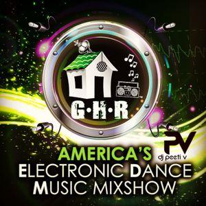 DJ Peeti-V - GHR - Show 495 - Hour 2 Mix 1 [July 2016 Edition]