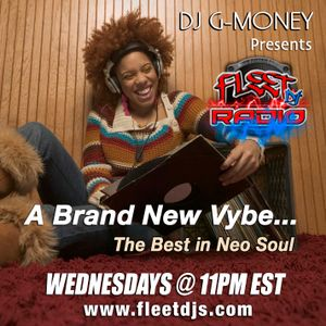 A Brand New Vybe Show (Fleet DJ Radio) 9/16/15