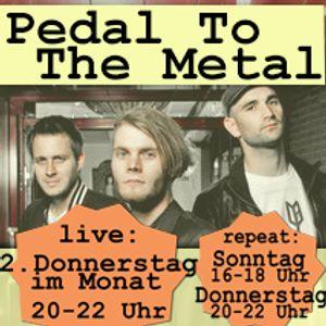 Pedal To The Metal: Die Versenker im Interview (09. März 2017)