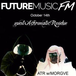 Audio Terrorism Radio with MORGVE 10 14 2017 futuremusic.fm