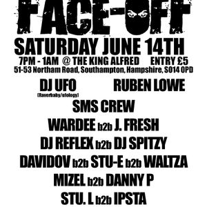 Hardcore Face-Off (part 2) Wardee b2b J.Fresh