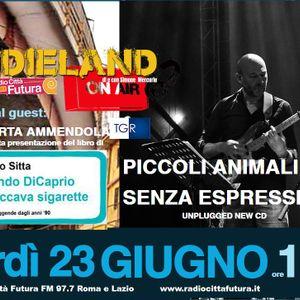 IndieLand @Enrico Sitta & @Roberta Ammendola + PiccoliAnimaliSenzaEspressione LIVE