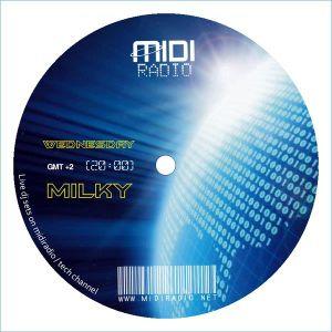 Milky @ MidiRadio 12/9/2012(Live)