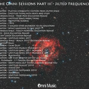 Omni Music presents Jilted frequencies