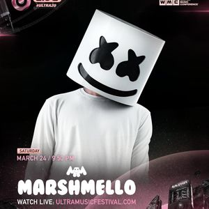 Marshmello - Live @ Ultra Music Festival 2018 (Miami) [EDMChicago.com]