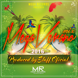 Merengazo Mix Vol. 1 by Dj Leveel M.R. - 2016