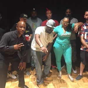 LAFFEYETT CAFE PRESENTS WeRocRown RADIO THE BEAT BATTLE FINALE WITH SMD AND ATLAS