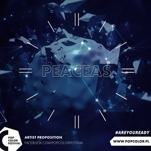 PeaceAŠ - Belgrade Foam Fest 2015 ( Silent Stage Mix )
