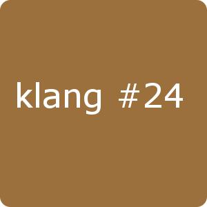 klang#24