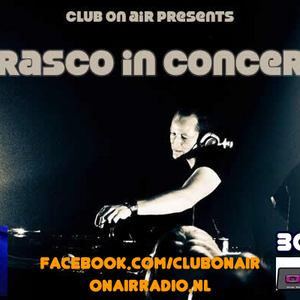 Club on Air nr. 149 with DJ Brasco in Concert part VI