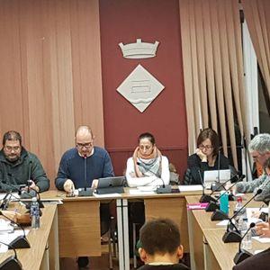 Ple Ordinari de l'Ajuntament Sarrià de Ter 22.01.2020