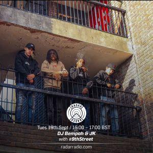 DJ Bempah w/ #9th Street - 19th September 2017