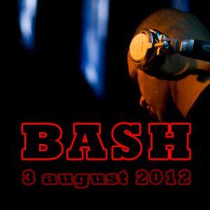 Yves Bash Liveset (BE) 3 August 2012