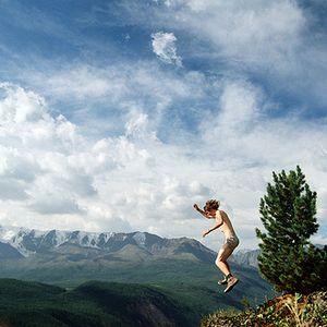 we levitate.