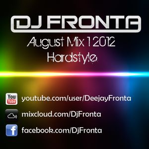 New Hardstyle Mix of August 2012
