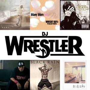 J-RAP MIX. MIX BY DJ WRESTLER.