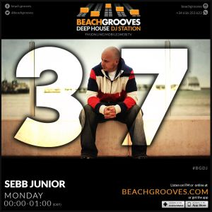 Sebb Junior @ Beachgrooves Radio 10.07.17