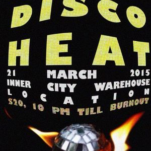 PARADISE LOST DANCE DISCO HEAT 21.3.15 PT1