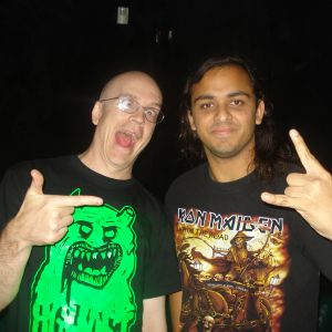 Interview with Devin Townsend