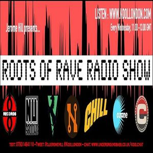 Jerome Hill @ The Roots Of Rave - Kool London - 10.01.2018