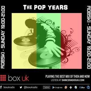 Robski - The Pop Years - Box UK - 14/1/18