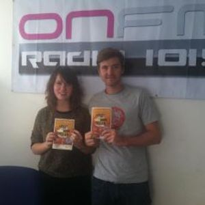 ONFM Book Club 29/10/2011 with Henry and Miranda