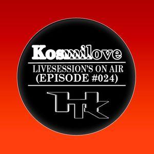 KosmiloveLiveSession's [ON AIR] Ep. #24