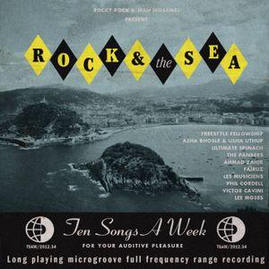 TSAW/2012.34 • Rock & The Sea