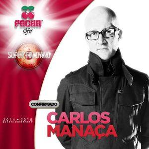 Carlos Manaca - LIVE @ PACHA NYE - Ofir Portugal