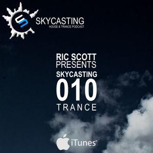 Skycasting 010 // 1 Hour // Trance