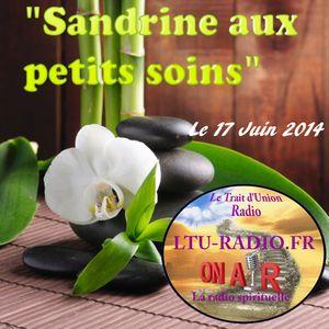 Sandrine aux petits soins 17 Juin 2014