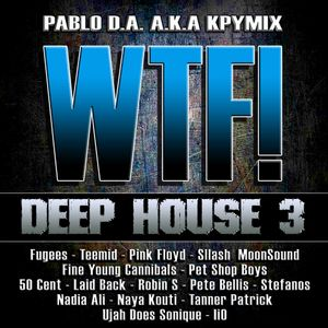 kpymix - WTF! - Deep House v.3 - 112 web