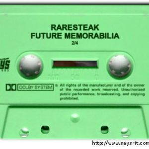 FUTURE MEMORABILIA:(tape1–side2) [2/4]
