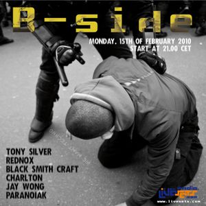 Jay Wong @ Bside show (15-02-2010)