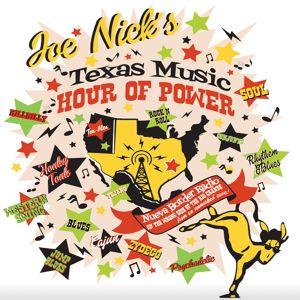 Texas Music Hour of Power w/ Joe Nick Patoski (11-2-19)