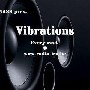 NASH presents. Dance Frequence vs. Vibrations 303 radio show.