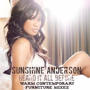 Sunshine Anderson - Heard It All Before (Warm Contemporary Furniture Extended Mix)