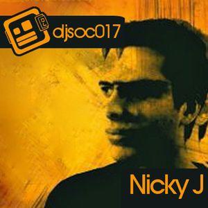 DJSoc 017: Nicky J