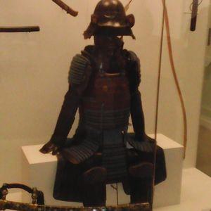 La supremacia del guerrero. Japón en el Museo Nacional de las Culturas