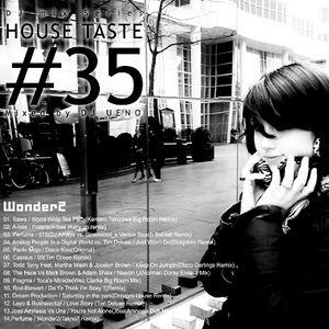 HOUSE TASTE_vol.35_Wonder2_