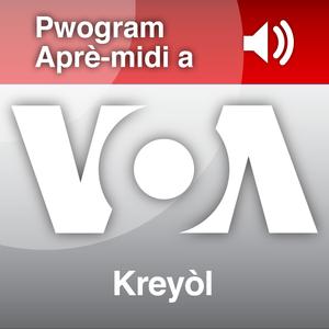 Pwogram aprè-midi a - me 01, 2016