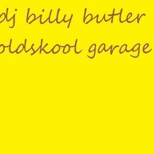 billy butler moving oldskool garage set