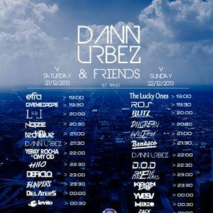 D.O.D. @ Dann Urbez And Friends