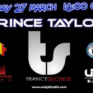 Trance Secrets with Prince Taylor 012