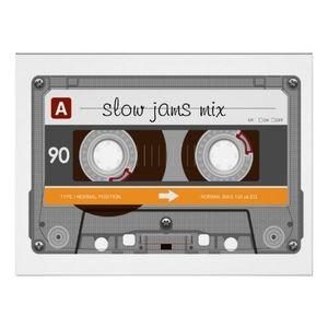 Slow mini Jams - dj vinc3 [November 2013 Hometape]